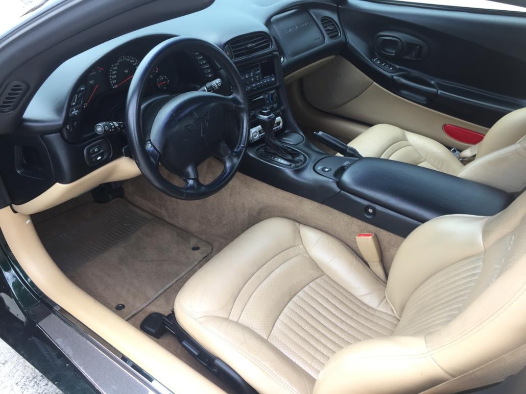 2000 Chevrolet Corvette Convertible - Grasso's Garage